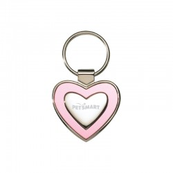 Heart Key Chain - Colors