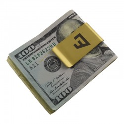 Contemporary Metals Money Clip
