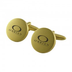 Contemporary Metals Cuff Link
