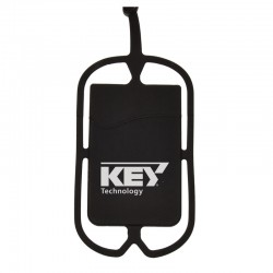 Cell Phone and Card Lanyard/Holder – Silicone