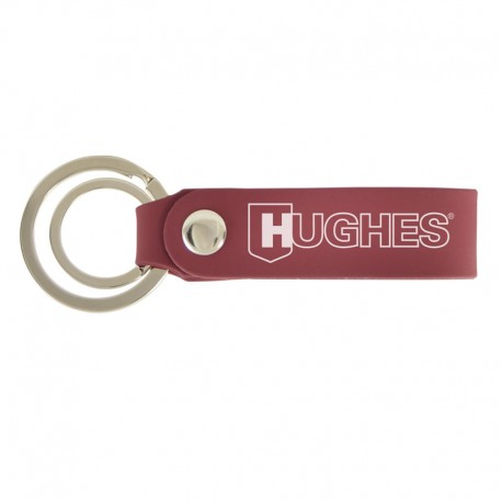 Silicone Snap Key Chain – Double Ring