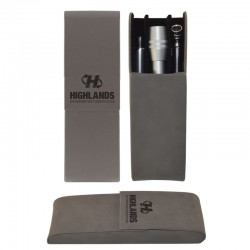 3 Piece Roadster Set with a Engraved Grey Velour Case