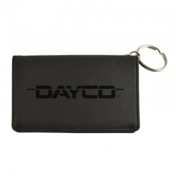 Velour ID Holder