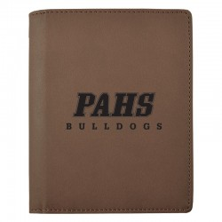 European Passport Holder - Brown (Closeout)