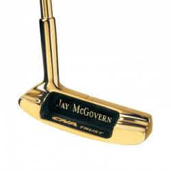 Gold Plated Putter