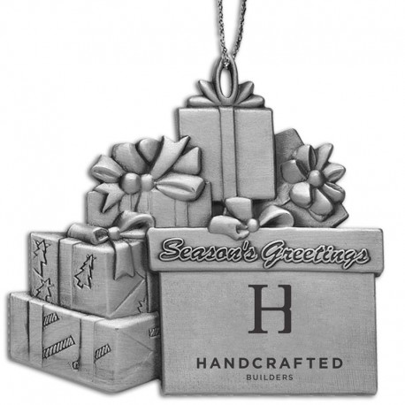 Pewter Ornament 4020