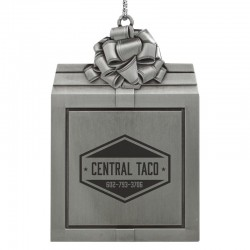 Pewter Ornament 4077