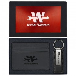 European Money Clip Wallet and Leather and Metal Key-tag Catalog