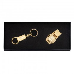 Two Piece Gold Gift Set (Closeout)