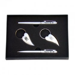 Four Piece Women's Desk Gift Set (Closeout)