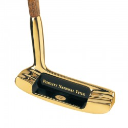 St. Andrew's Hickory Putter