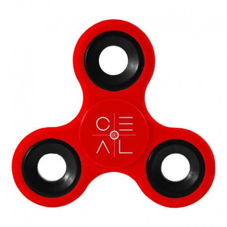 Color Logo Fidget Spinner