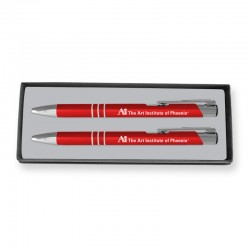 Aura Pen and Mechanical Pencil Set