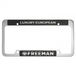 CB-32 Color Box License Frame