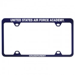 SM-51 Series Laser Engraved License Frame