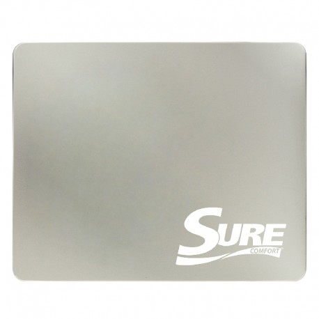 TechPerfect Aluminum Mouse Pad