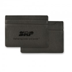 Textured Slim Fit Wallet