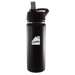20 oz. Color Impact Travel Tumbler with Straw Lid