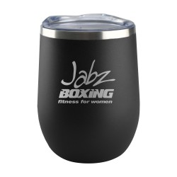 12 oz Stainless Steel Stemless Wine Tumbler