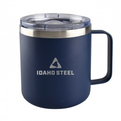 14 oz Stainless Steel Stemless Squat Mug