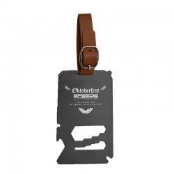 Multi-Tool Luggage Hang Tag