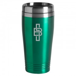 16 oz. Stainless Steel Metallic Color Tumbler