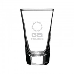 2 oz. Engraved Shot Glass