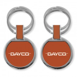 Double Ring Key Chain