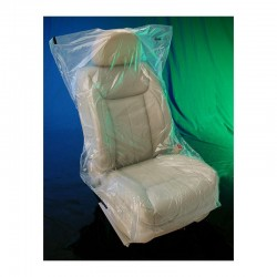 Premium Plastic Seat Covers (250 per Box)