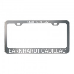 Polished Stainless Steel Plate Frame (70 Series) (PS-70-SIL)